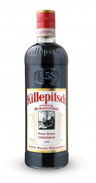 Killepitsch 42% - Premium Kräuterlikör 0,7 Ltr.