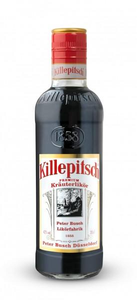 Killepitsch 42% - Premium Kräuterlikör 0,35 Ltr.