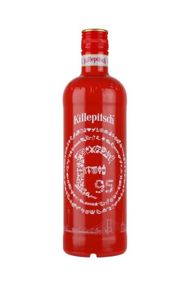 Killepitsch 42% - Premium Kräuterlikör 3 Liter Design F95