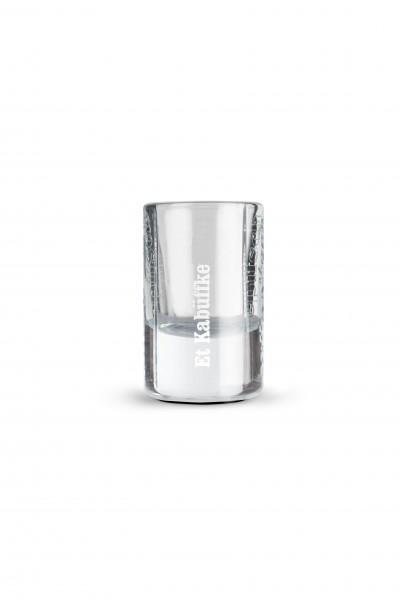Glas 2 cl. (6er Karton) Et Kabüffke