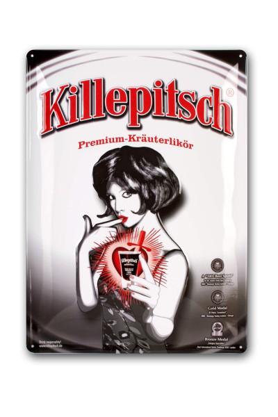 Killepitsch Embalit Schild