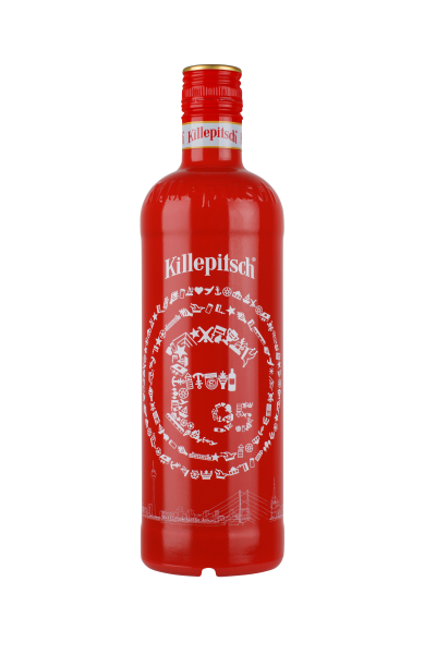 "Killepitsch 42% - Premium Kräuterlikör Design ""F95"" 0,70 Ltr."