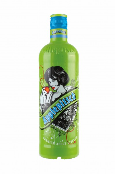 Applepitsch 18% - Premium Apple Liqueur 0,70 Ltr.